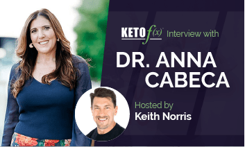 Keto f(x)™ Interview with Anna Cabeca