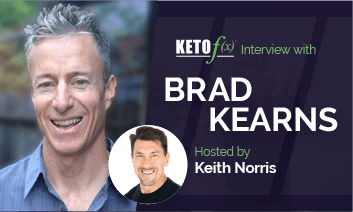 Keto f(x)™ Interview with Brad Kearns